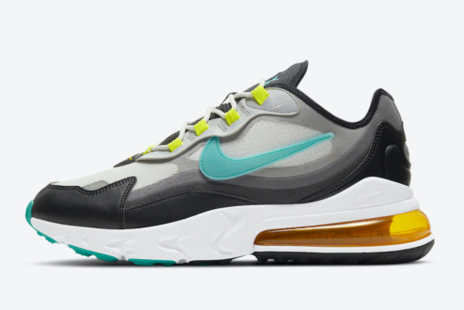 """Nike Air Max 270 React """"Evolution of Icons"""" 2020 For Sale DJ5856-100"""