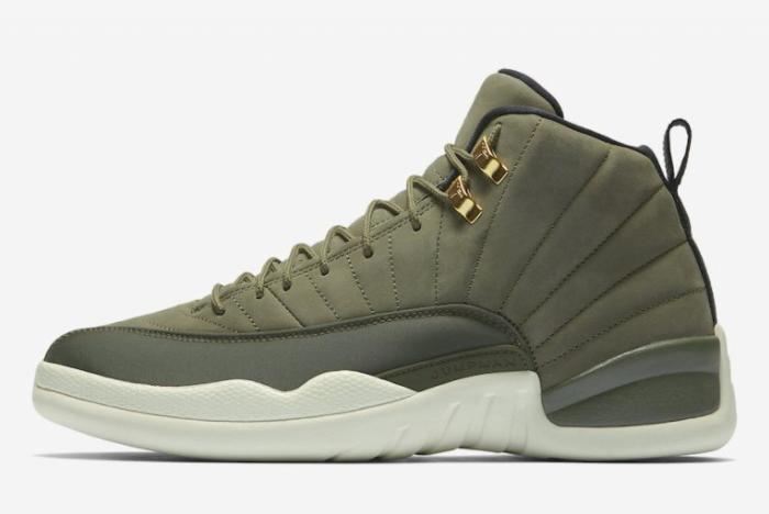 "2018 Air Jordan 12 Chris Paul ""Class of 2003"" Basketball Shoes For Sale 130690-301"